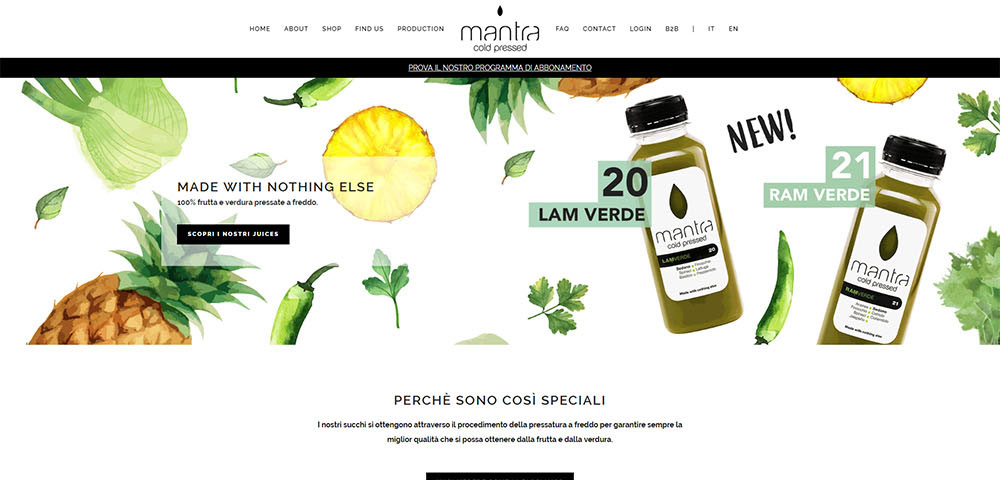 mantra website